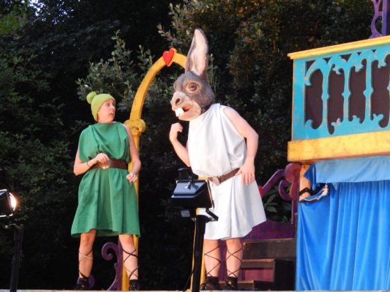 Penlee Park Theatre - A Midsummer Night's Dream