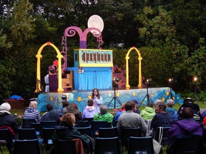 Penlee Park Theatre - A Midsummer Night's Dream