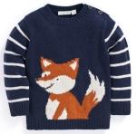 fox jumper from jojo maman bebe