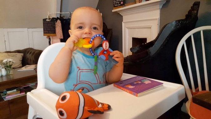 jenson in the front room
