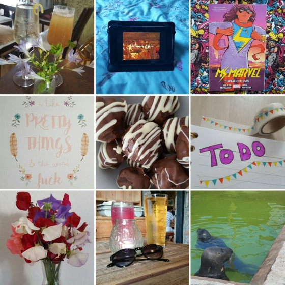 my life in photos: july 2016