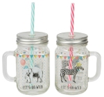 mason drinking jar from sass and belle