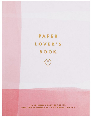 paper lovers book from kikki k