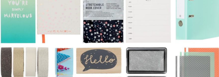 stationery supplies from hema