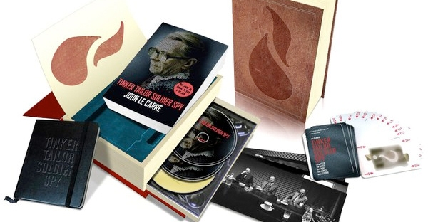 tinker tailor soldier spy deluxe edition from zavvi