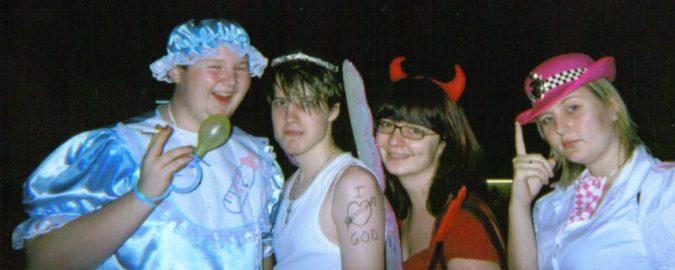 Uni Halloween Party