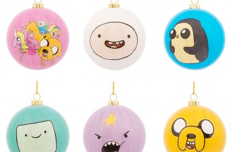 adventure time baubles from merchoid