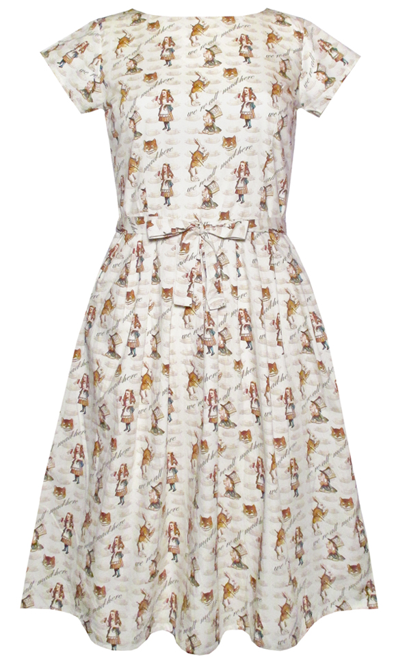 alice in wonderland dress from kikis boutique
