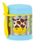 giraffe insulated food jar from baby company