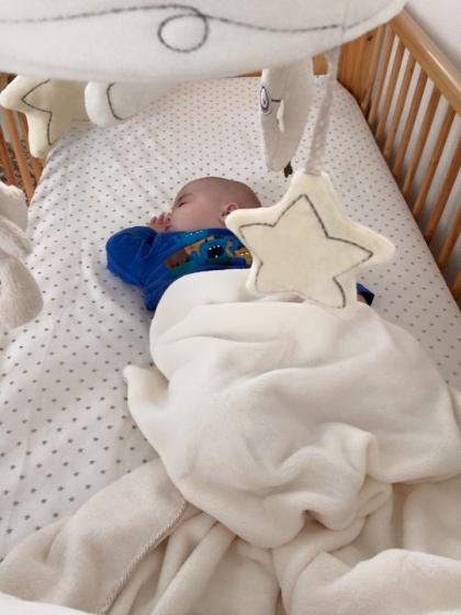 jenson napping six months