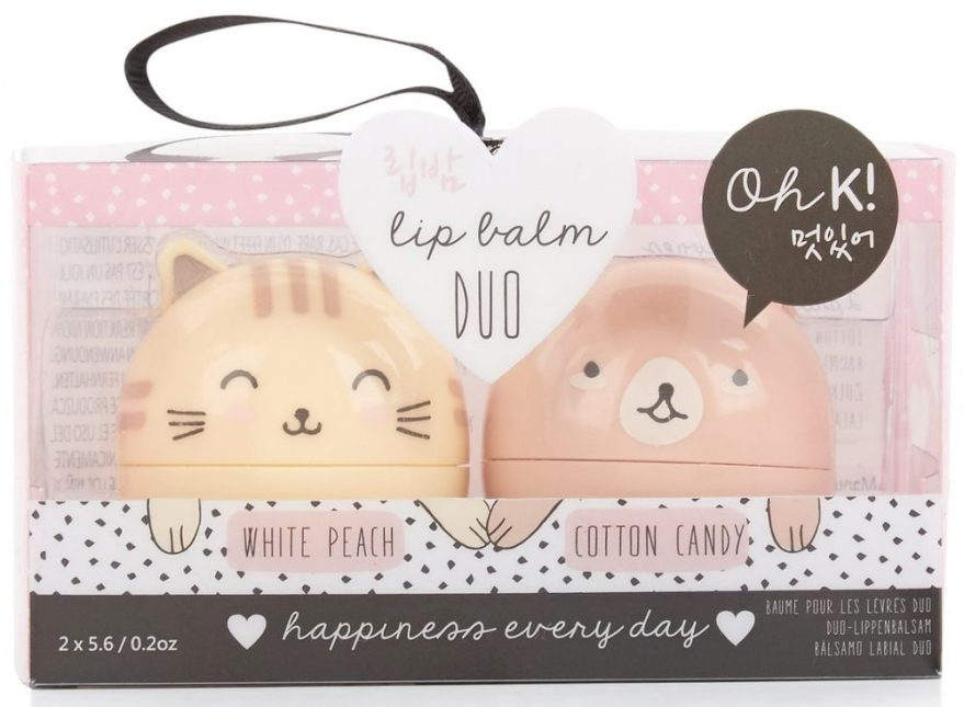 lip balm duo from new look
