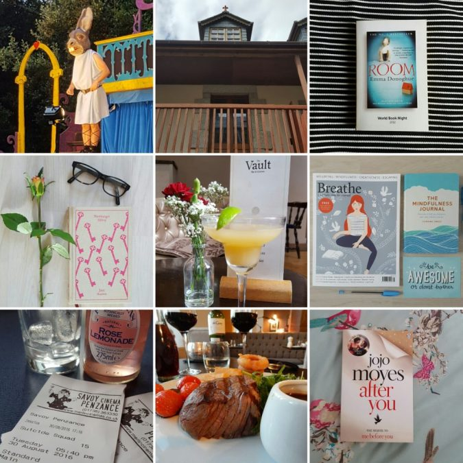 my life in photos - august 2016