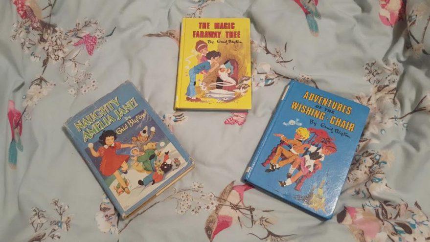 my enid blyton books