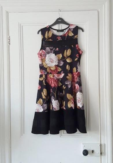 my new new look dress