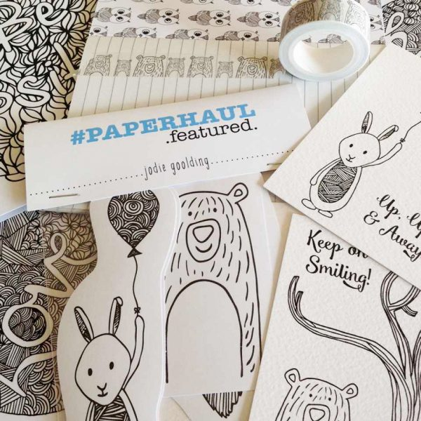 paperhaul from crafty creative
