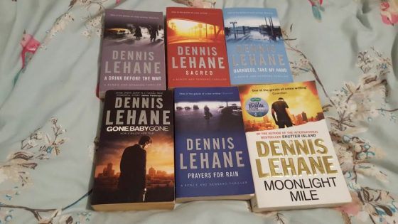 the kenzie and gennaro thrillers by dennis lehane