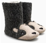 badger slippers from next