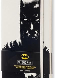 batman moleskine planner
