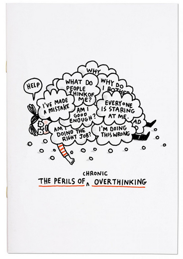 gemma correll overthinker notebook