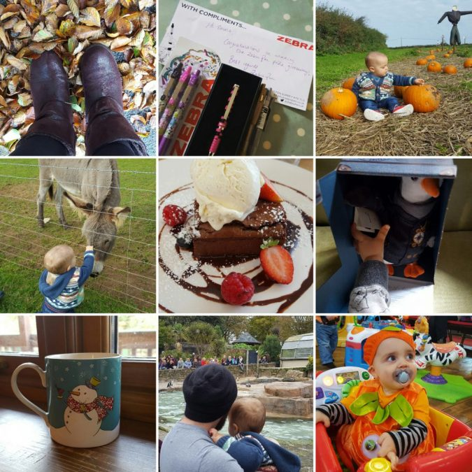 my life in photos - october 2016