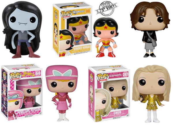 pop vinyls from iwoot