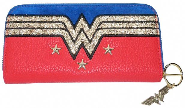 wonder woman purse from truffle shuffle