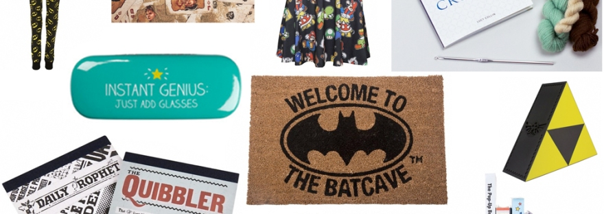 2016 christmas gift guide for geeks