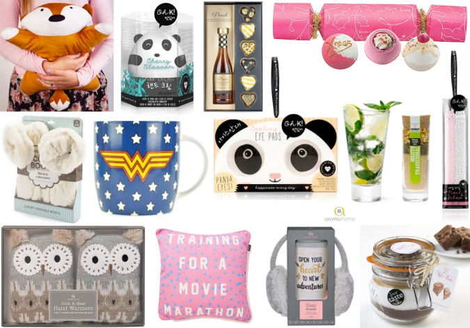 2016 christmas gift guide - gifts for her