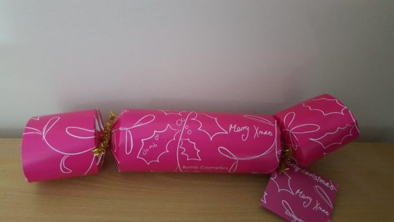 berry christmas cracker from totally funky
