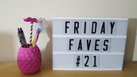 friday faves featured image