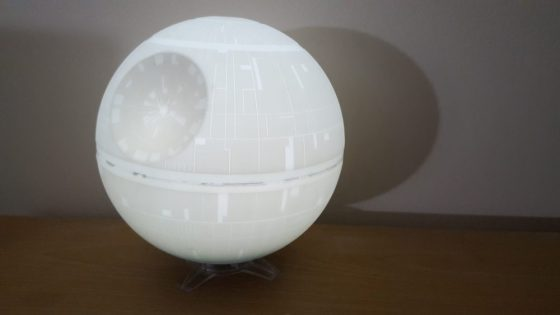 death star mood light from totally funky