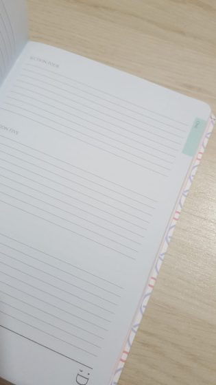 Say Nice Things Stationery review