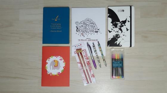 29th birthday - stationery