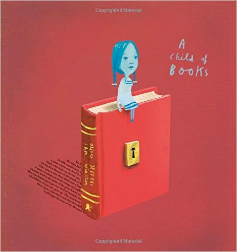 a child of books by oliver jeffers from amazon