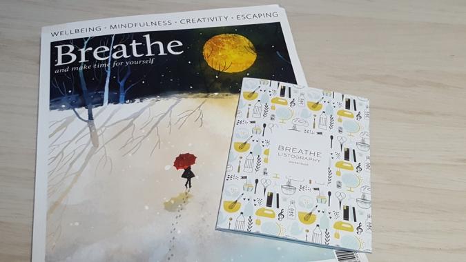 breathe magazine issue three