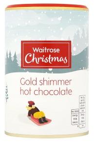 waitrose gold hot chocolate