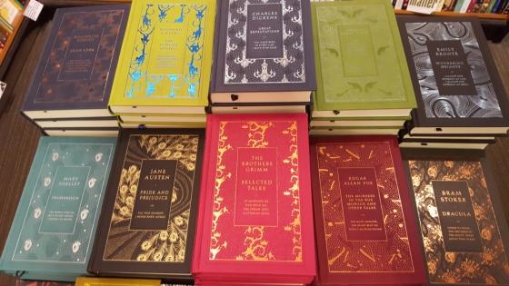 waterstones beautiful books