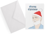 bill murray christmas card from la la land