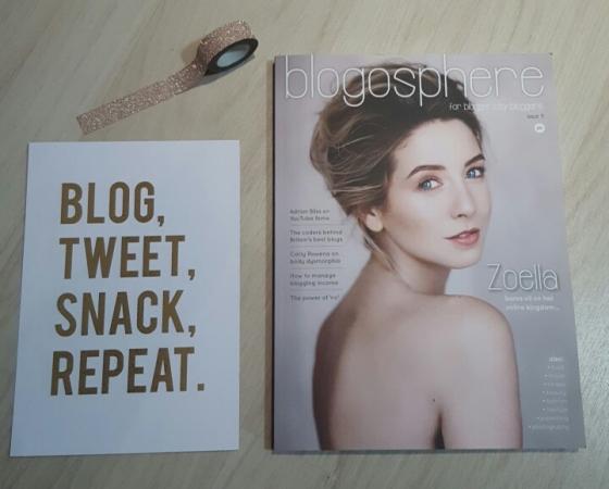 blogosphere magazine