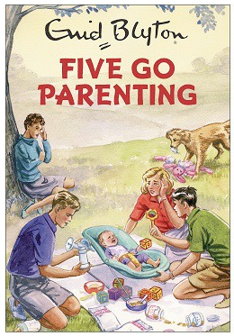 five go parenting from waterstones