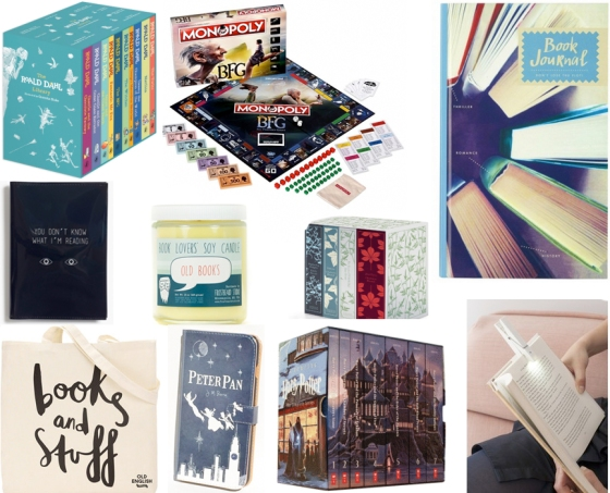 gifts for bookworms 2016