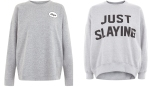 new look sweaters