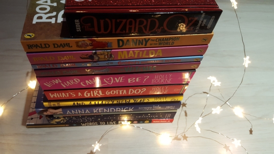 Christmas 2016_books