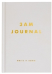 3am journal from kikki.K