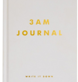 3am journal from kikki.K