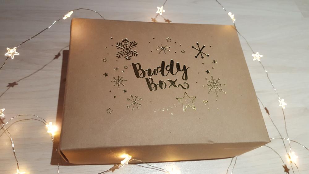 review of the Christmas #BlurtBuddyBox