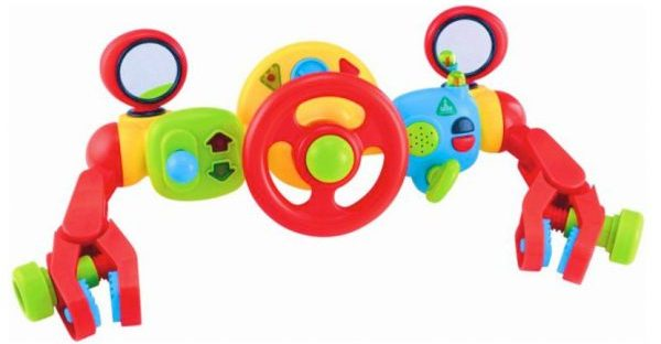 early learning centre lights and sound buggy driver from argos