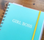 girl boss diary from chroma stationery