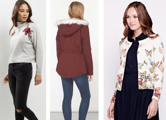 high street winter fashion