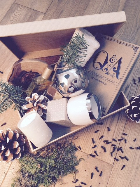 hygge subscription box from the little house of hygge